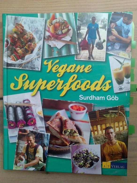 Meine veganen Superfoods