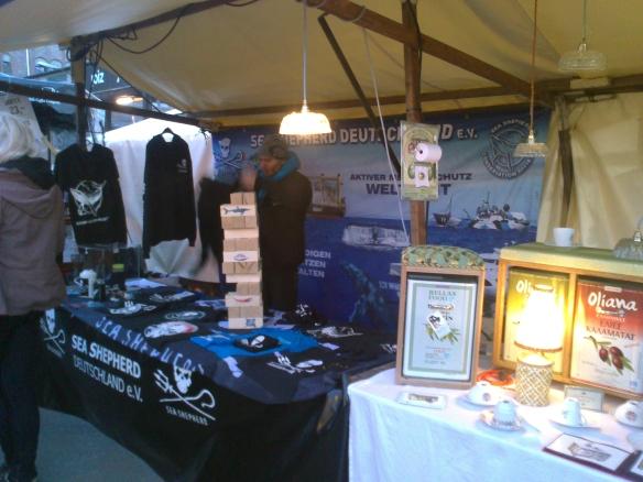 sea shepherd heldenmarkt 2013