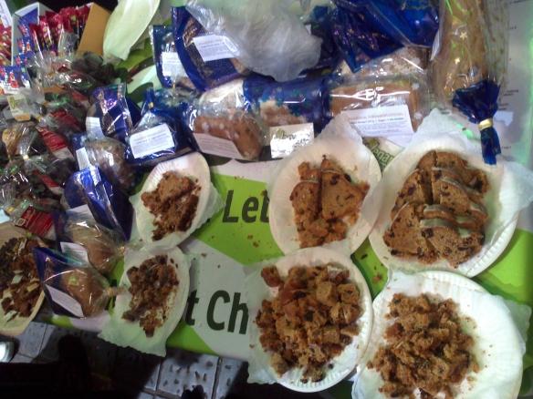 veganer stollen veganz heldenmarkt 2013