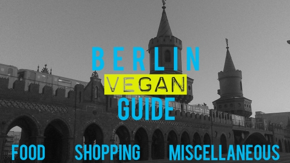 berlin vegan guide